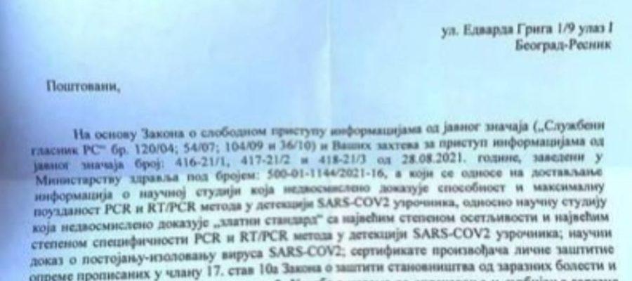 Serbischer Gesundheitsminister